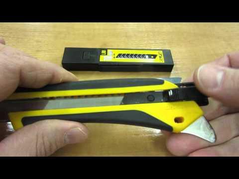 Replacing OLFA blade