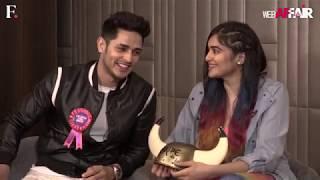 Web Affair | Priyank Sharma and Adah Sharma talk about their new show The Holiday. | SHOWSHA