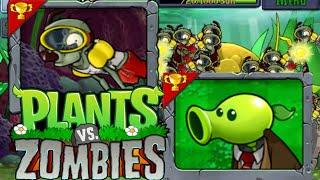 Area DAMAGE!   Melon-Pult COMBO   Plants vs Zombies