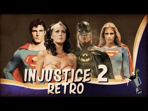 Injustice II - Retro Edition Trailer