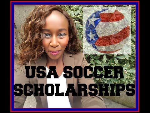 5 USA Soccer Scholarships!