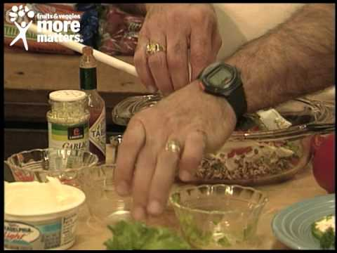 Stuffed Peppers and Cream Cheese - The Produce Corner with Bob Corey