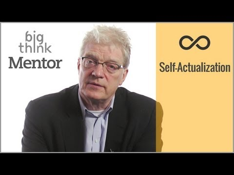 The Path to Discovering Your Talents and Passions, with Sir Ken Robinson   Big Think Mentor