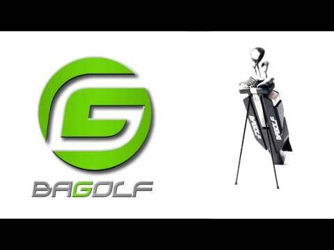 Gbag, the new golf bag