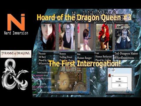 D&D 5e | Hoard of the Dragon Queen #3! | Nerd Immersion