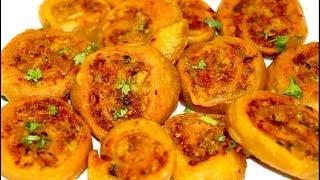 गेहूं के आटे का 2 चम्मच तेल में बना नया कुरकुरा नाश्ता - कम मेहनत में तैयार की आप रोज बनाकर खाएंगे