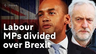 Labour MPs divided over Corbyn