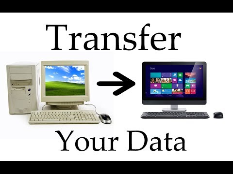 Transfer your Data From an Old Computer to a New One