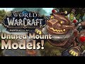 Download Video Download The Unused Mount Models of Battle for Azeroth (so far) 3GP MP4 FLV
