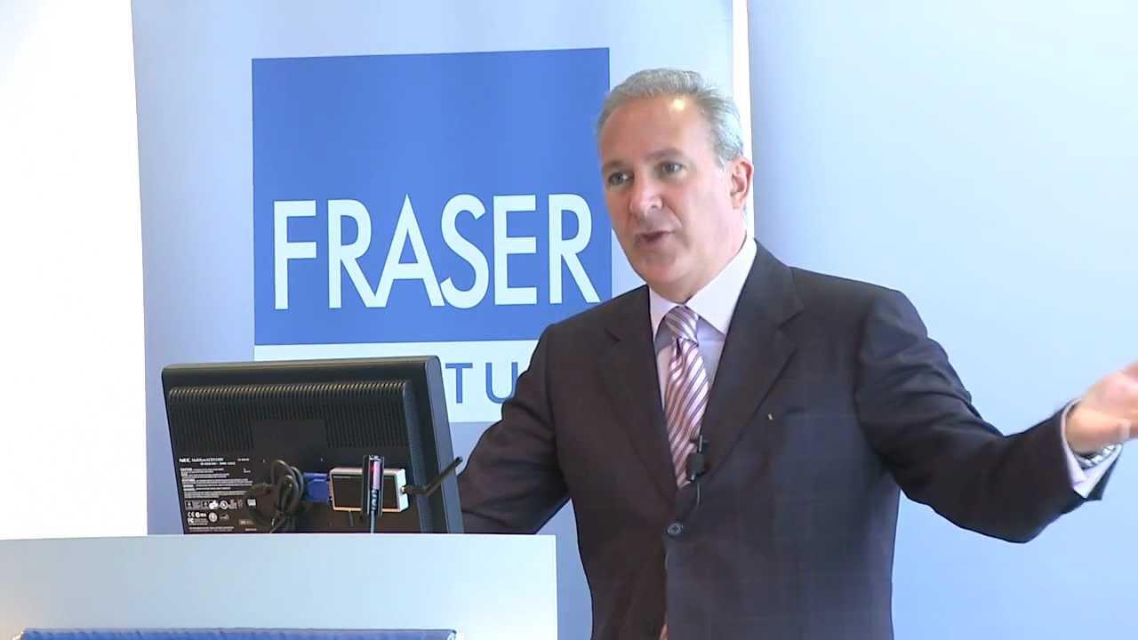 Peter Schiff: America the next Greece? (video)