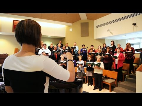 How Mary, Queen of Peace, Catholic Church engaged its traditional assembly with Journeysongs