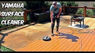 Yamaha Surface Cleaner - Pressure Washer Attachment