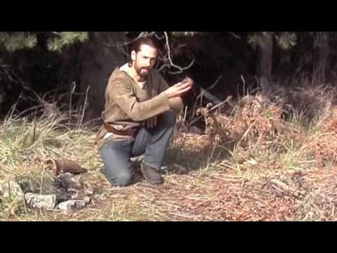 Best Hand Drill Demo Ever -