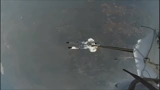 Alan Eustace Stratosphere World Record Jump (EXTENDED)