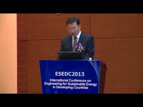 WFEO Committee on Energy - ESEDC 2013 1
