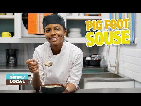 SIMPLY LOCAL | PIGFOOT SOUSE