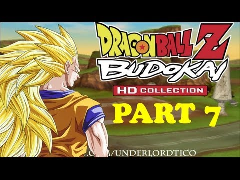 DBZ Budokai 3 HD - Goku Story Part 7, Hidden Characters