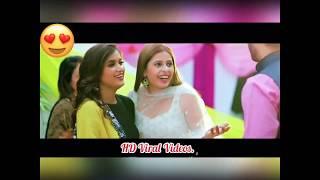 masoom chehra nigahein farebi || sad song || whatsapp status video