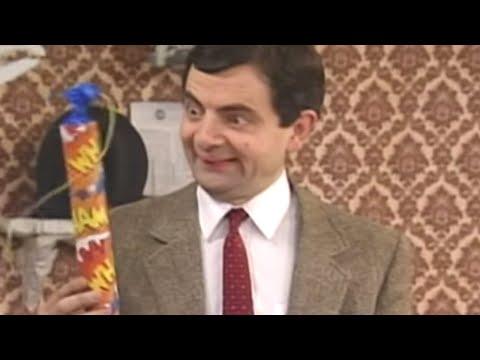 Explosive Paint | Mr. Bean Official