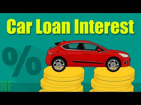 Car Loan Interest Rates Explained