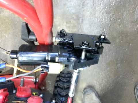 $20 power chute turner for your snow blower