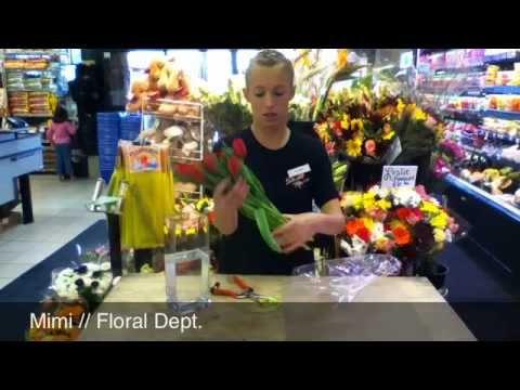 Seaside Market - Floral Tips: Tulips