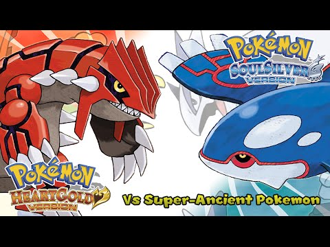 Pokemon HeartGold/SoulSilver - Battle! Super Ancient Pokémon Music (HQ)
