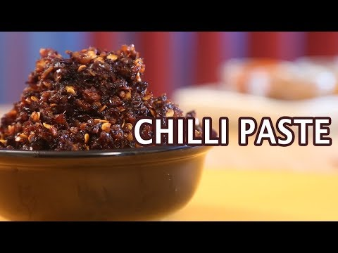 Chili Paste Recipe | Mallika Joseph FoodTube