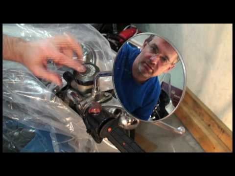 How to Check and Add Brake Fluid on Honda Motorcycle