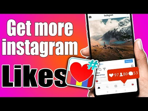Get more real likes and followers for instagram using tags for likes app