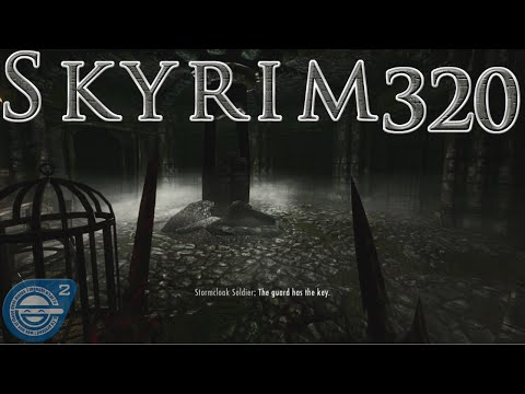 Skyrim HD Walkthrough Part 320: The Worst Jail Break Ever