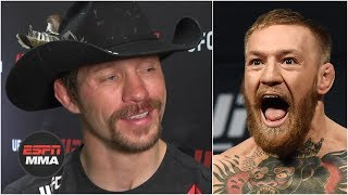 'Cowboy' Cerrone 'honored' if Conor McGregor wants to fight | ESPN MMA