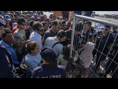 Germany Imposes Border Controls For Migrants