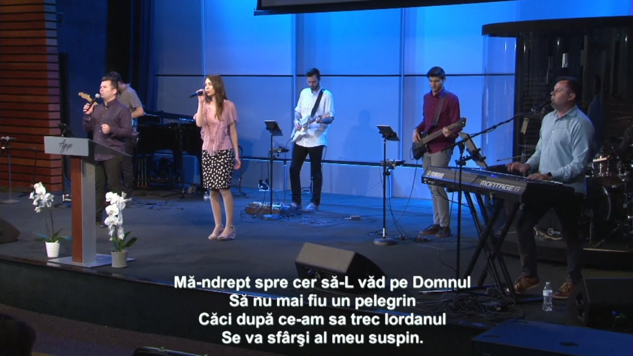 Crinisor Stefan - Cand te Pocaiesti sincer inaintea lui D-zeu   - April 19, 2020 Recorded Live
