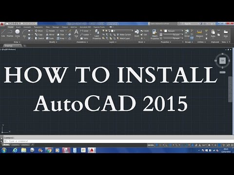 How to install AutoCAD 2015 Free Student Version
