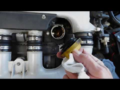 How your oil filler cap may cause poor fuel economy, low MPG