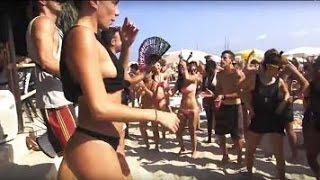 IBIZA GIRLS : SUNNY BEACH PARTY !