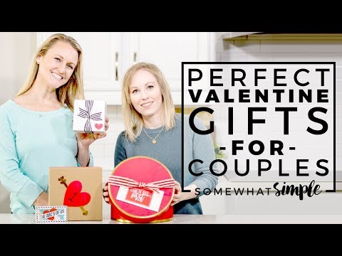 4 of our Favorite Thoughtful Valentine's Day Gifts For Couples