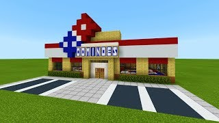 Minecraft Tutorial How To Make A Music Store 2019 City Tutorial
