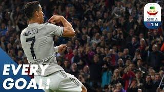 Higuaín, Rigoni, Ronaldo And Insigne | EVERY Goal | Round 8 | Serie A