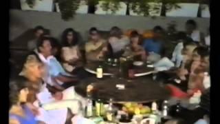 זוהר ארגוב בהופעה נדירה ביותר ובלעדית-המלך עושה טברנה בחתונה-1982
