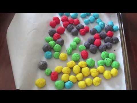 How to make: Rainbow Cakepops