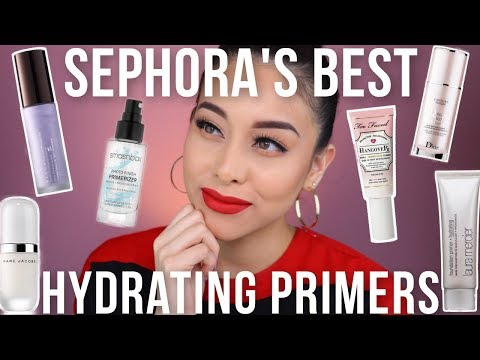 I AM LOOKING FOR A... PRIMER!!! | BEST PRIMERS FOR DRY SKIN