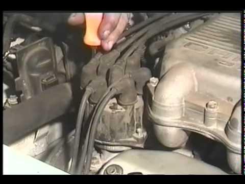 Dodge Caravan - Plugs Cap Rotor