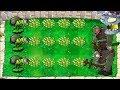 Plants Vs Zombies Hack Gatling Pea Vs Gargantuar Vs Giga Gargantuar Vs Dr Zomboss