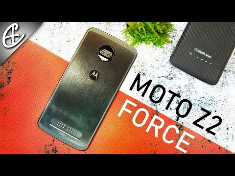 Moto Z2 Force Review: The Force Shall Set You Free?