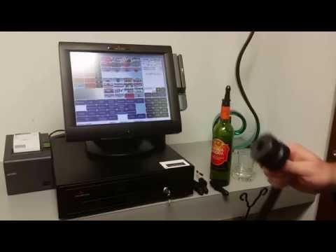 Bar Liquor Inventory Control POS