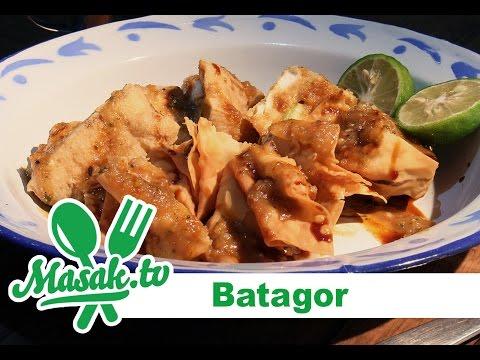 Cara membuat Batagor bandung enak