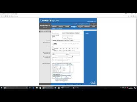 Configurar Linksys by Cisco WRT320N