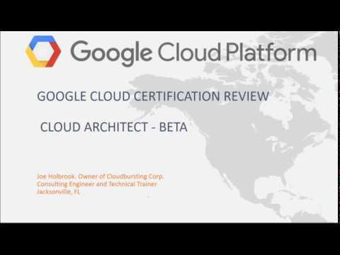 Google Cloud Platform (GCP) Certified Cloud Architect Exam Review certification review gcp